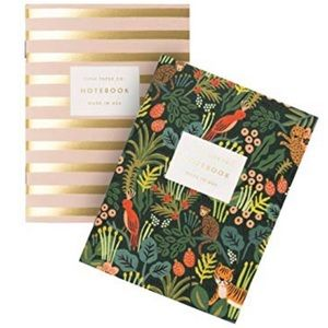 Jungle Pocket Notebooks by Rife Paper Co.